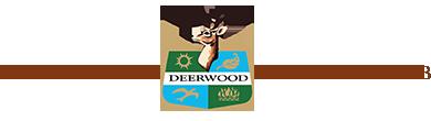 Deerwood Country Club logo transparent