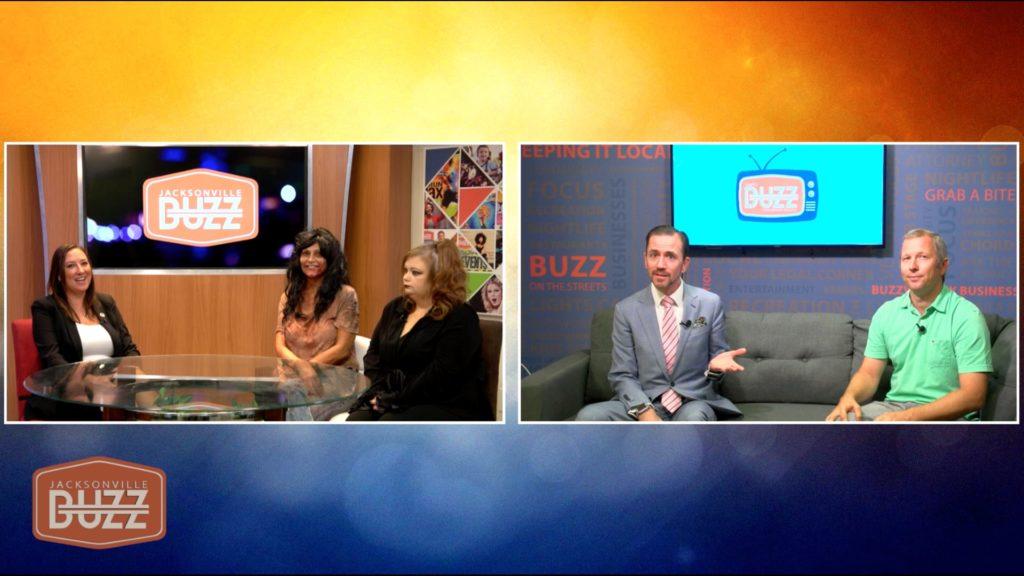 """Jacksonville Buzz"" on Fear Trails at Amelia Shotgun Sports"