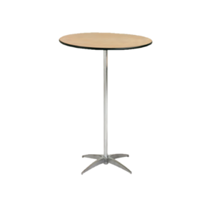 High Boy Cocktail Table