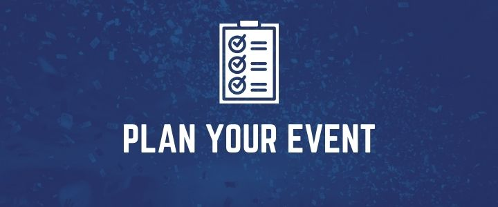 PLAN YOUR EVENT 3